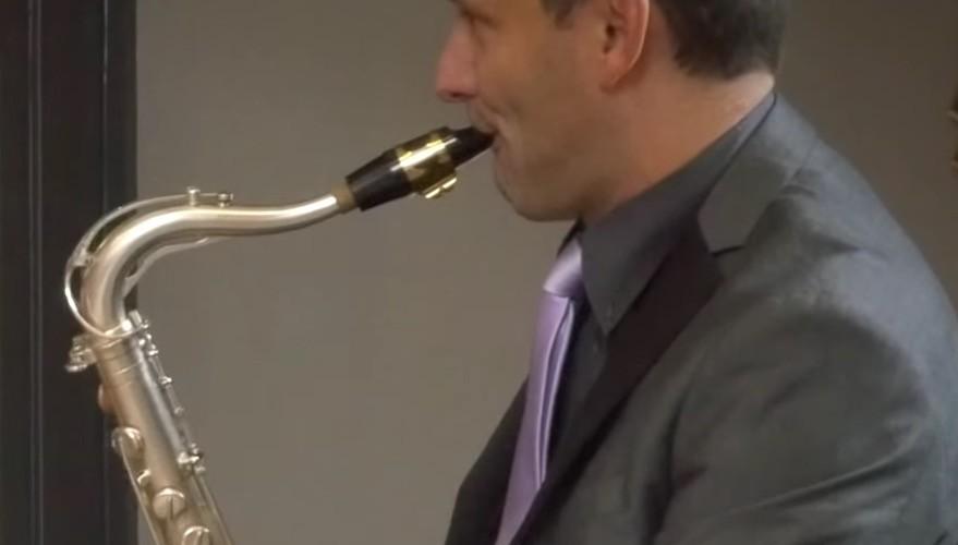 Duo Jazz - Sax Tenor/ Piano