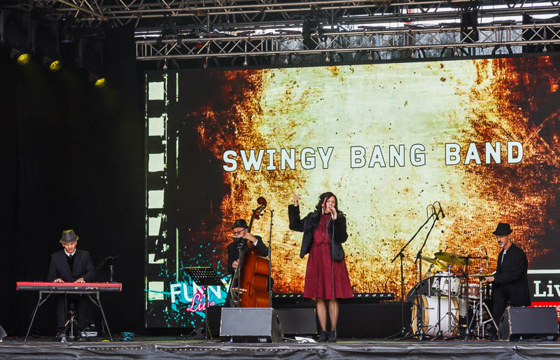Swingy Bang Band - lausanne