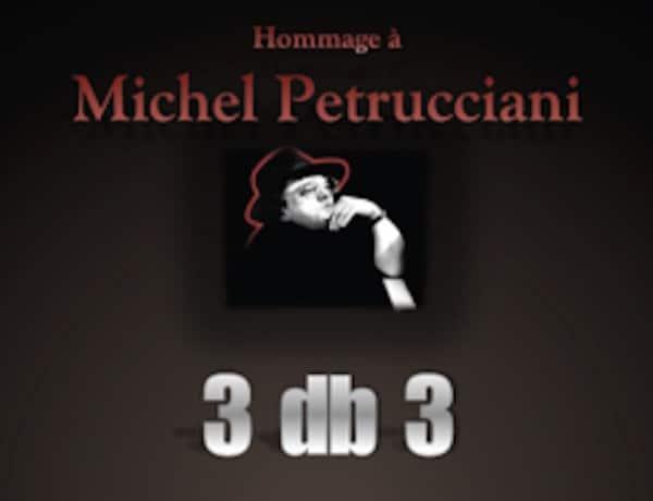 david bonnin trio  – Hommage à Michel Petrucciani