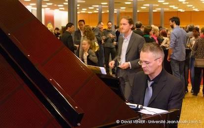 Piano Solo Jazz à l'Université Jean Moulin – Lyon 3
