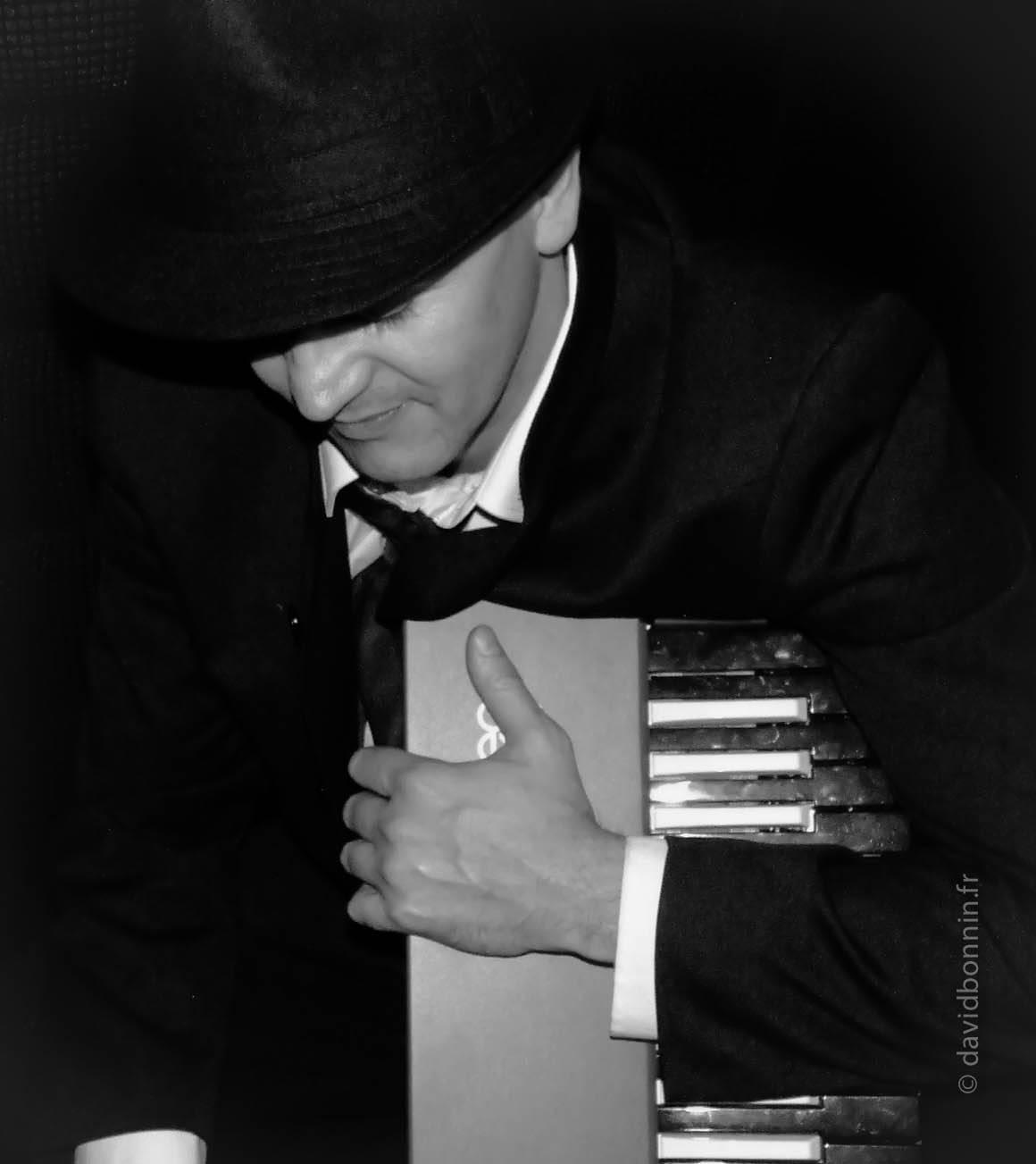 david bonnin - Pianiste