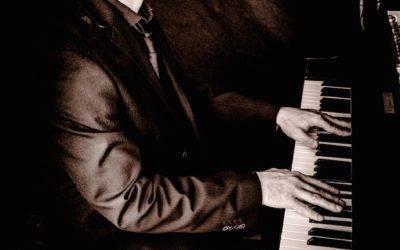 David Bonnin – Pianiste – Domaine des Bois Chamblard – Buchillon – cérémonie de mariage et vin d'honneur