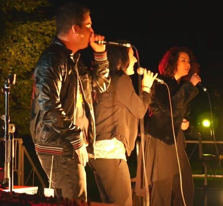 Bridge Over Troubled Water – Crazy Box & Marianne V – Beatbox & Gospel