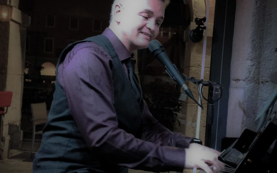david bonnin – Solo Piano Bar à L'Epicurial – Chambéry