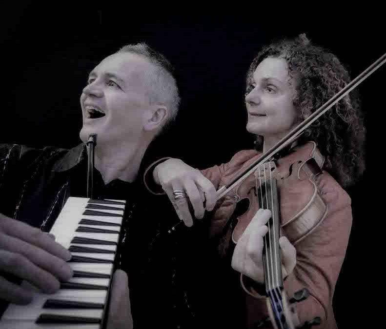 Duo Orphée – Les Cascades – St Vincent de Mercuze