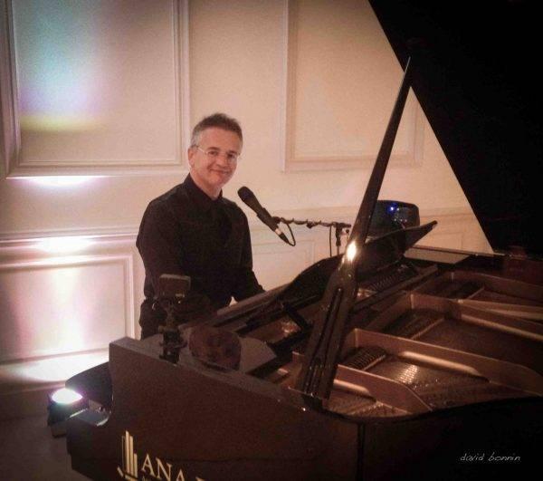 david bonnin – Solo Piano et voix – le 1838 – Brignais