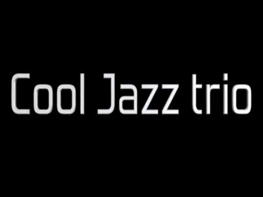 "Cool Jazz trio à ""Le Caro de Lyon"""