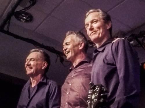 Organic trio au Jazz Club de Voiron