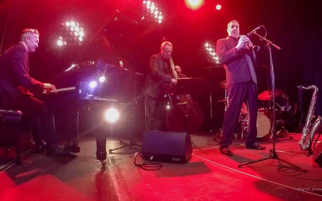 db quartet en concert à Chambéry-le-vieux