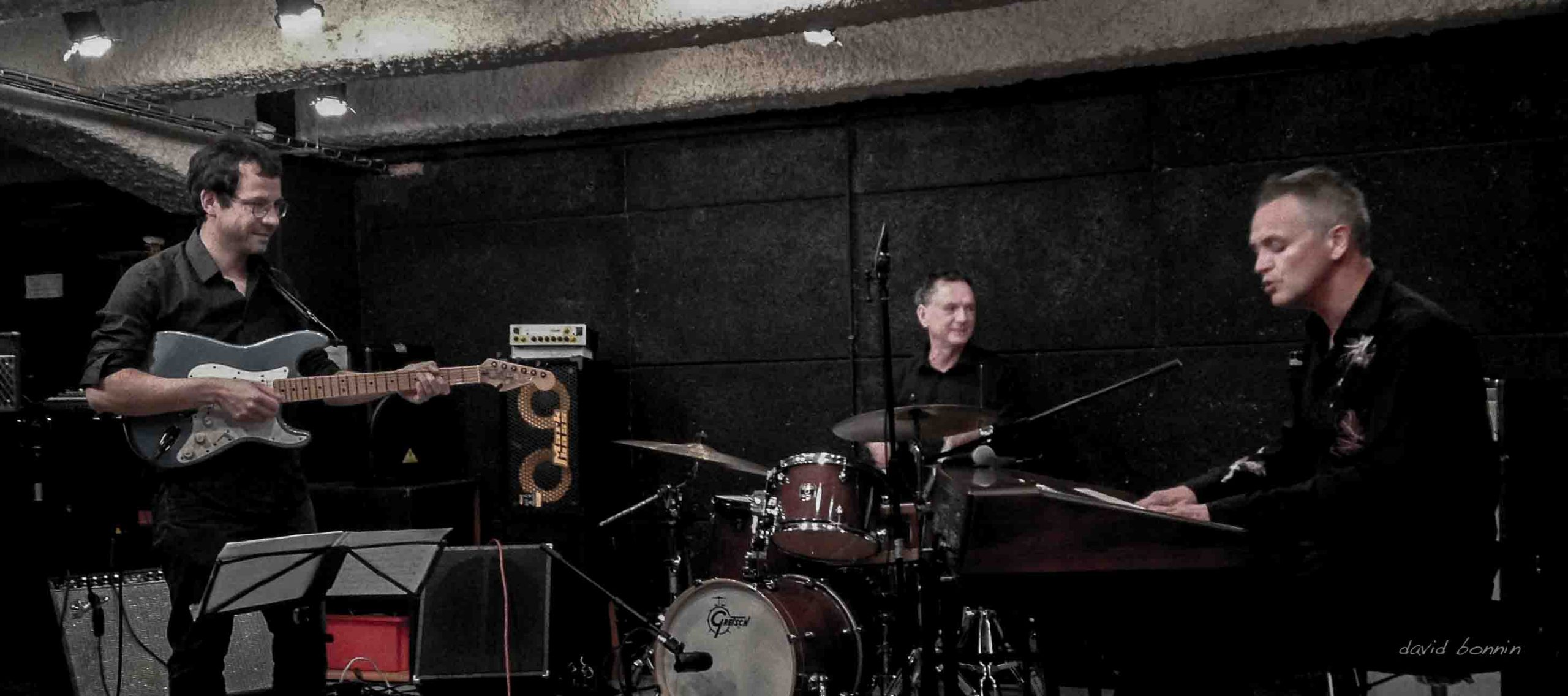 Organic trio en concert au Jazz Club de Savoie