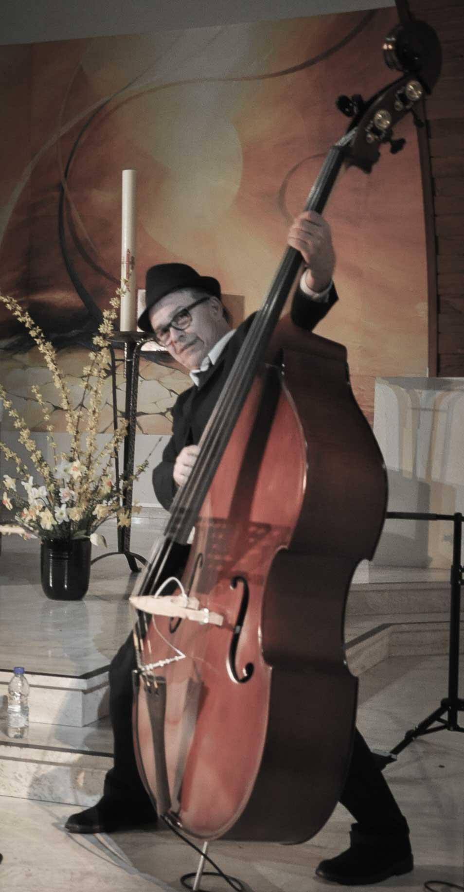 Swingy Bang Band en concert – Eglise des Bressis – Radio Semnoz