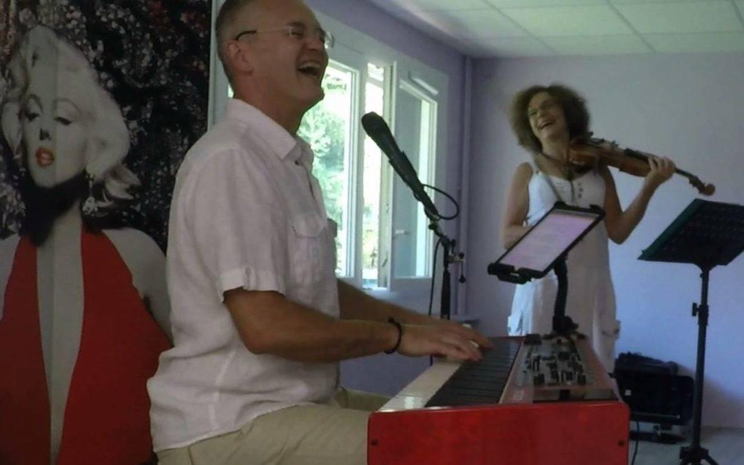 Duo Orphée – Résidence les 4 vallées – Albertville