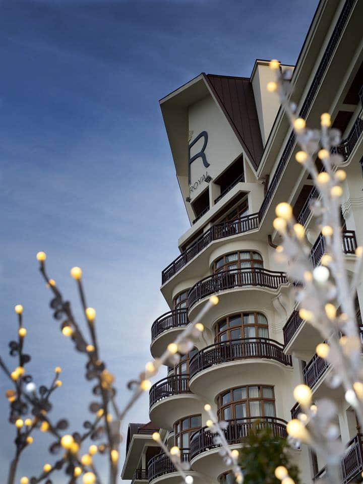 david bonnin solo – Hôtel Royal ***** Evian