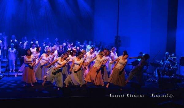 Au chœur de la tempête - Couleur Turquoise - 2019 - choeur