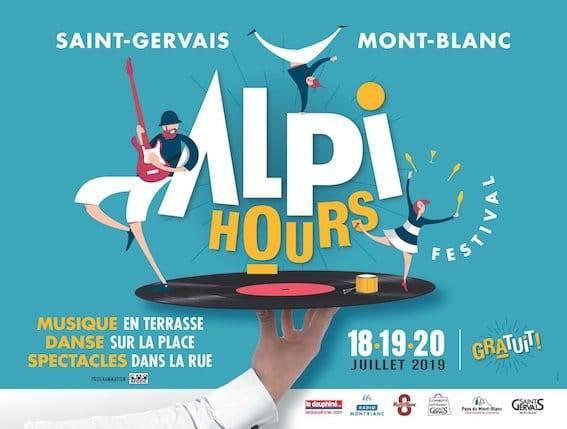 Swingy Bang Band – Saint-Gervais-Les-Bains – Alpi Hours