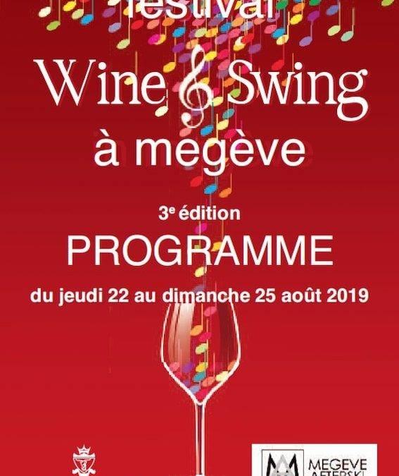 Marina RL duo – Wine & Swing Megève Festival