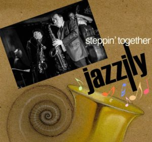 Jazzily, Jacquette cd