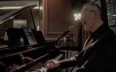 david bonnin solo piano chant – Hôtel Mont-Blanc – Chamonix
