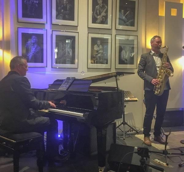 duo Blow Up au Hip Jazz Club