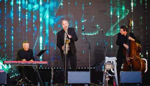 Cool Jazz trio à Beaulieu Lausanne avec david bonnin pianiste
