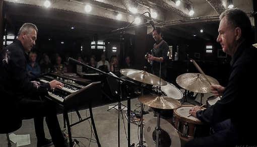 Organic trio avec david bonnin au Jazz Club de savoie à chambéry