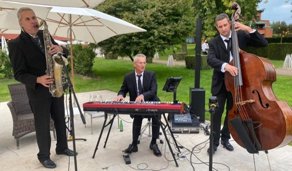 Cool Jazz trio à la Réserve, Genève