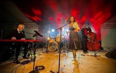 Swingy bang Band en concert pour la 48° coupe Icare