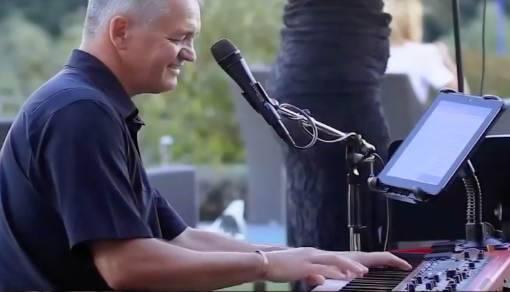 David Bonnin en concert, Jiva Hill