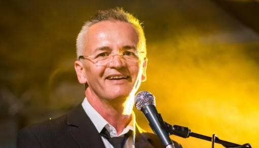 David Bonnin en concert, photo Bruno Lavit